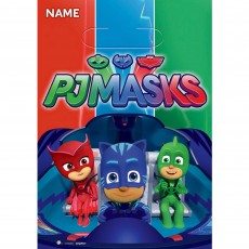 PJ Masks Folded Loot Favour Bags