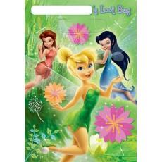 Disney Fairies Tinker Bell Best Friend Fairies Folded Loot Favour Bags