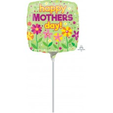 Mother's Day Garden Patch Shaped Balloon