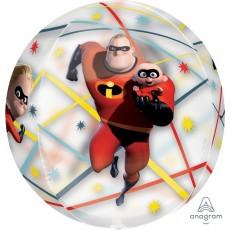 Orbz XL Incredibles 2 Shaped Balloon 38cm x 40cm