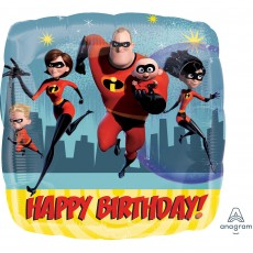 Incredibles 2 Standard HX Shaped Balloon