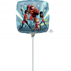 Incredibles 2 Shaped Balloon