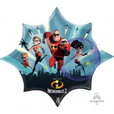 Incredibles 2 SuperShape XL Shaped Balloon