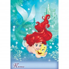 The Little Mermaid Ariel Dream Big Folded Loot Favour Bags
