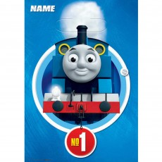 Thomas & Friends All Aboard Folded Loot Favour Bags 23cm Pack of 8