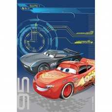 Disney Cars 3 Loot Favour Bags