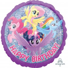My Little Pony Party Decorations - Foil Balloon Friendship Adventures HB