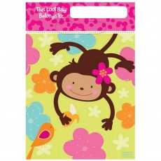 Monkey Love Favour Bags