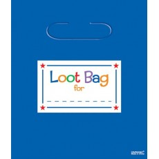 Multi Colour Traditional Assorted Loot Favour Bags 23cm Pack of 8