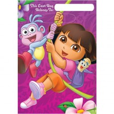 Dora the Explorer Favour Bags