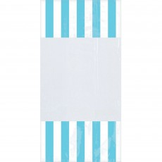 Dots & Stripes Blue & White Cello Favour Bags