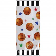 Basketball Fan Cello Favour Bags Pack of 20