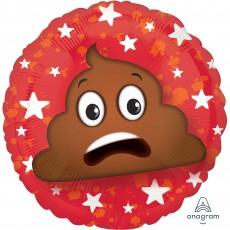 Epic Standard HX Poop Foil Balloon