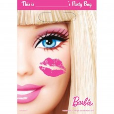 Barbie All Doll'd Up Folded Loot Favour Bags