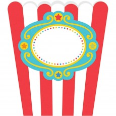 Fisher Price 1st Birthday Circus Treat Favour Bags