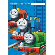 Thomas & Friends Folded Loot Favour Bags