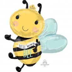 What Will It Bee? SuperShape XL Shaped Balloon 63cm x 76cm