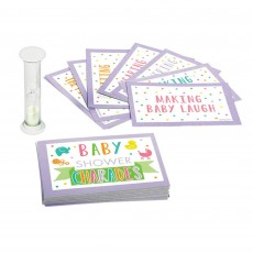 Baby Shower - General Charades Party Game