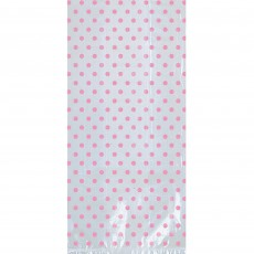 Dots New Pink Treat Favour Bags