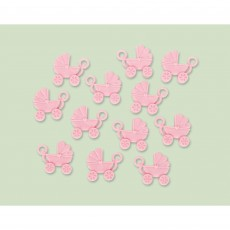 Pink Baby Shower - General Carriage Favours Pack of 12