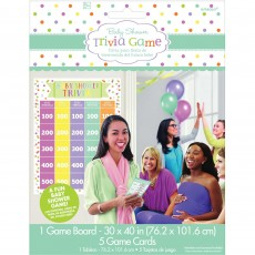 Baby Shower - General Trivia Party Game