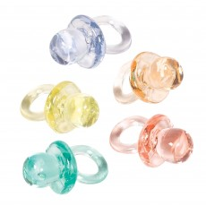Baby Shower Party Supplies - Favours Mini Pacifiers