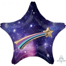 Galaxy Multi-Balloon XL Celestial Star Shaped Balloon