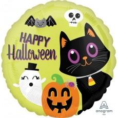 Halloween Standard HX Critters Foil Balloon