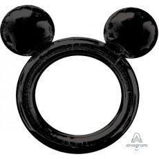 Mickey Mouse CI: Frame Shaped Balloon 68cm x 63cm