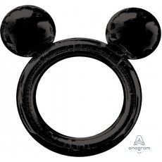 Mickey Mouse CI: Frame Shaped Balloon