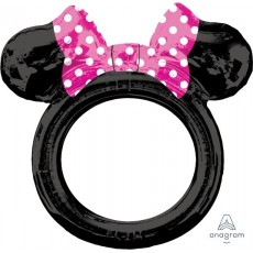 Minnie Mouse CI: Frame Shaped Balloon
