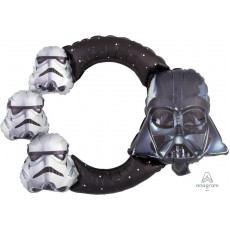 Star Wars Party Supplies - Frame Shaped Balloon