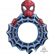 Spider-Man CI: Frame Shaped Balloon 68cm x 81cm