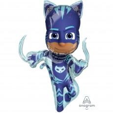 PJ Masks SuperShape Catboy Shaped Balloon 53cm x 93cm