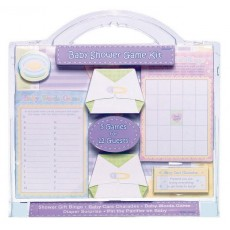 Baby Shower - General Kit of 5 Party Game