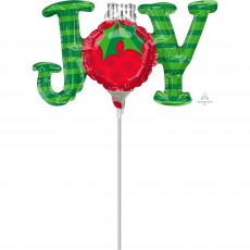 Christmas Party Decorations - Shaped Balloon Mini Christmas Ornament