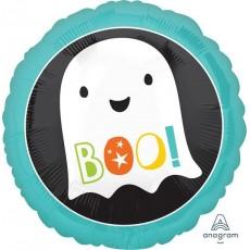 Halloween Party Supplies - Foil Balloons - Standard HX Ghost