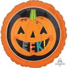 Halloween Standard HX Pumpkin Foil Balloon