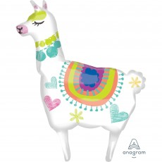 Llama Fun SuperShape XL Shaped Balloon