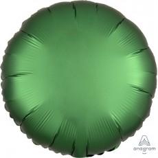 Green Satin Luxe Emerald Standard HX Foil Balloon