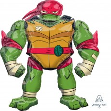 Teenage Mutant Ninja Turtles Rise of the  Raphael Airwalker Foil Balloon