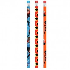 Incredibles 2 Pencil Favours