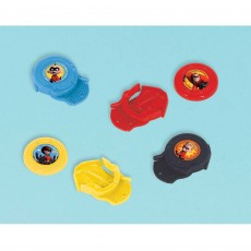 Incredibles 2 Mini Disc Shooter Favours