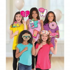 Selfie Celebration Assorted Designs Kit Photo Props