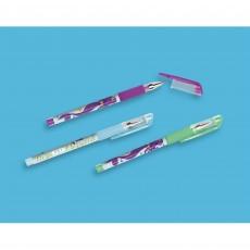 Mermaid Wishes Gel Pen Favours 15cm Pack of 10