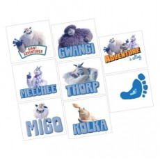 SmallFoot Tattoo Favours