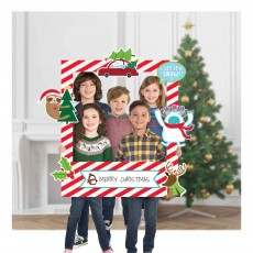 Christmas Customizable Giant Picture Frame Photo Props