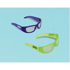 Rise of the Teenage Mutant Ninja Turtles Glasses Favours 12cm x 3cm Pack of 6