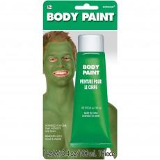 Green Body Paint Head Accessorie