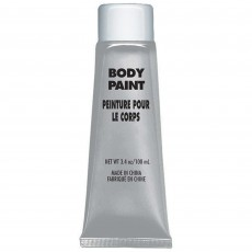 Silver Body Paint Head Accessorie